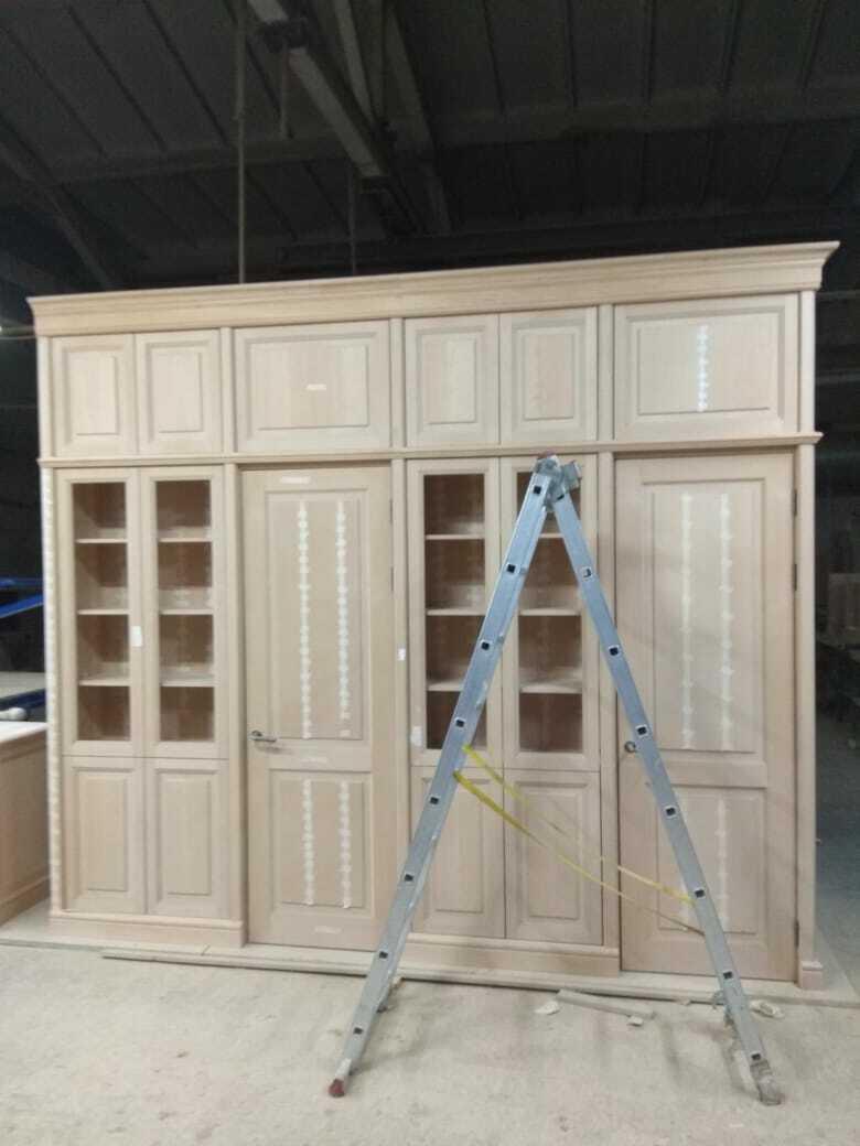 Производство классических кабинетов